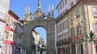 Arco da Porta Nova>