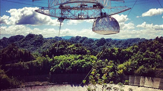 Radiotelescopio de Arecibo>