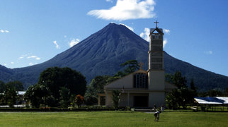 Arenal Volcano>