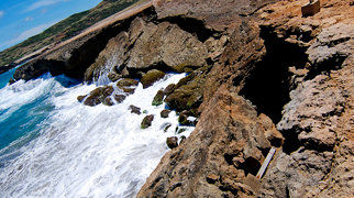 Aruba Natural Bridge>