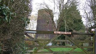Aslacton Windmill>