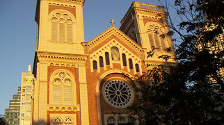Assumption Cathedral, Bangkok>