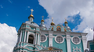 Assumption Cathedral in Smolensk>
