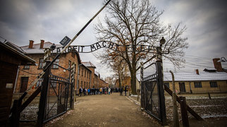 Auschwitz concentration camp>