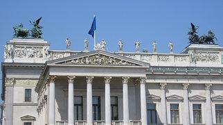 Austrian Parliament Building>