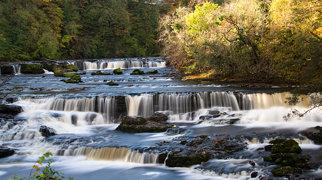 Aysgarth Falls>