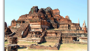 Ayutthaya Historical Park>