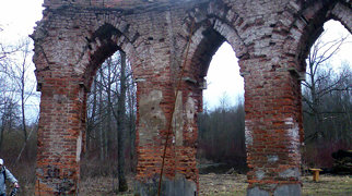 Babolovo Palace>