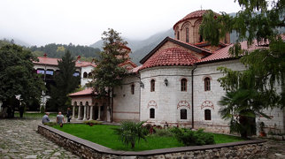 Bachkovo Monastery>