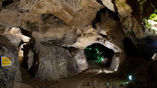 Bacho Kiro cave>