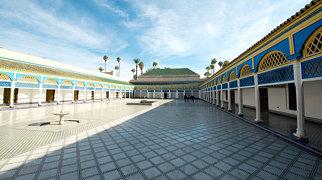Bahia Palace>
