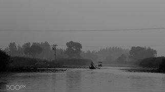 Baiyangdian Lake>