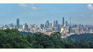 Baiyun Mountain (Guangzhou)>