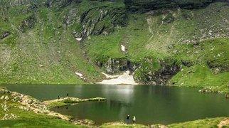 Bâlea Lake>