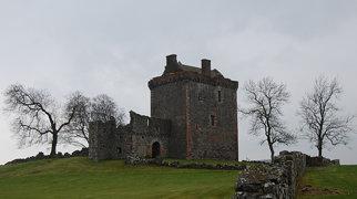 Balvaird Castle>