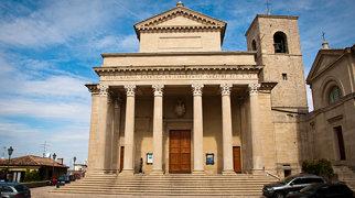 San Marino bazilika>