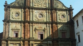 Basilique du Bon Jésus de Goa>