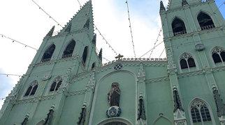 Basilique Saint-Sébastien de Manille>