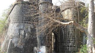 Bassein Fort>