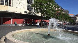 Batalha Square>
