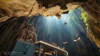 Jaskinie Batu>