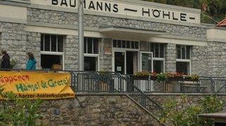 Baumann's Cave>