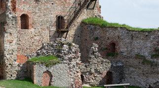 Castillo de Bauska>