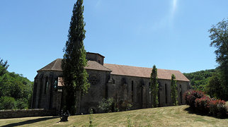 Beaulieu-en-Rouergue Abbey>