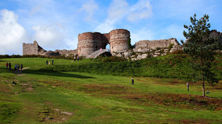 Beeston Castle>
