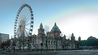 Belfast City Hall>
