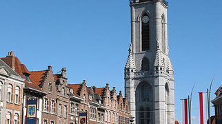 Belfry of Tournai>