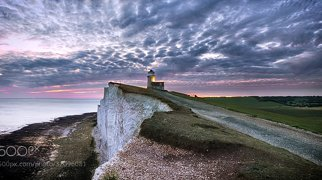 Belle Tout lighthouse>