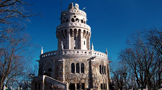 Belvedere Tower in the Buda Hills>
