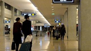 Flughafen Ben Gurion>