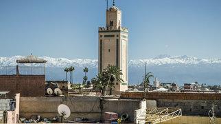 Ben Youssef Mosque>