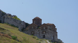 Berat Castle>