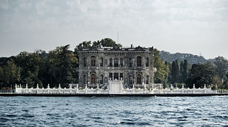 Beylerbeyi palota>