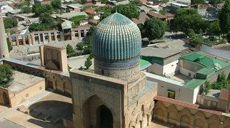 Bibi-Khanum-Moschee>