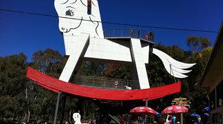 Big Rocking Horse>
