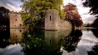 Bishop's Palace, Wells>