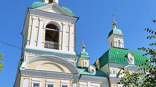Благовещенская церковь (Красноярск)>