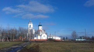 Благовещенский монастырь (Ожога)>