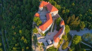 Bled Castle>