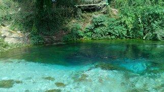 Blue Eye, Albania>