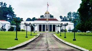 Bogor Palace>