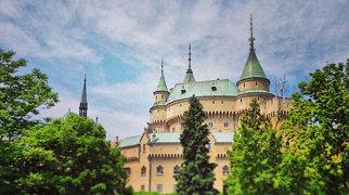 Zamek w Bojnicach>