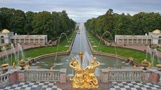 Большой Петергофский дворец>