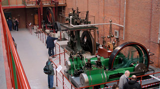 Bolton Steam Museum>
