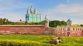 Борисоглебский монастырь (Смоленск)>