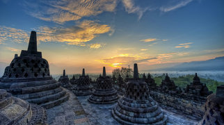 Borobudur>